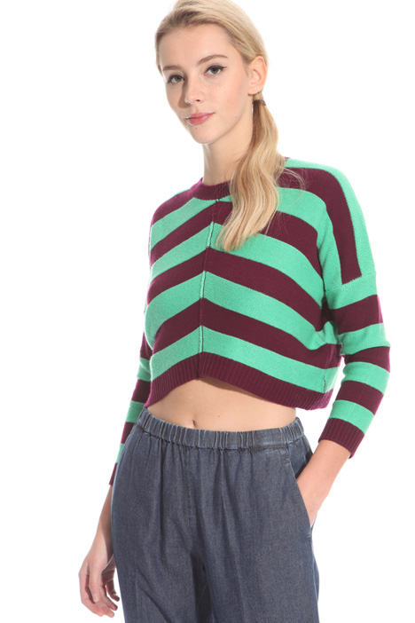 Cashmere blend sweater Intrend