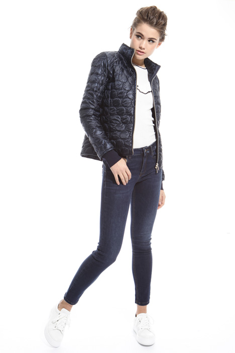 Short quilted jacket Intrend