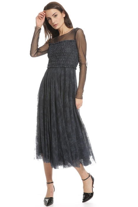 Tulle princess-line dress Intrend