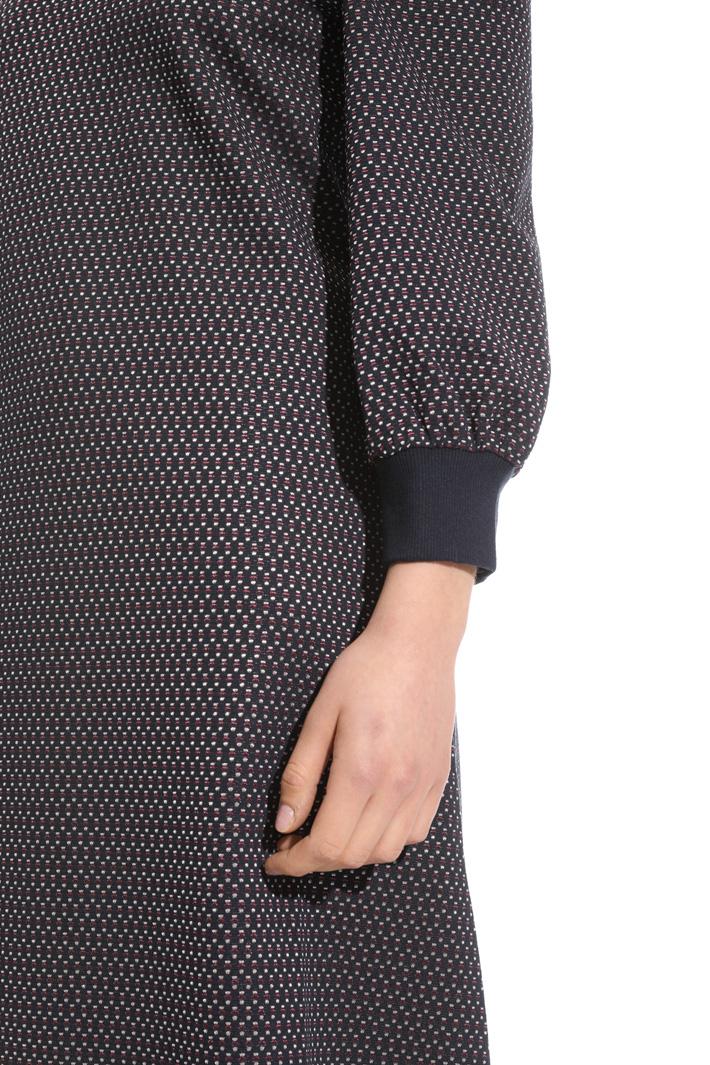 Puff sleeve dress Intrend