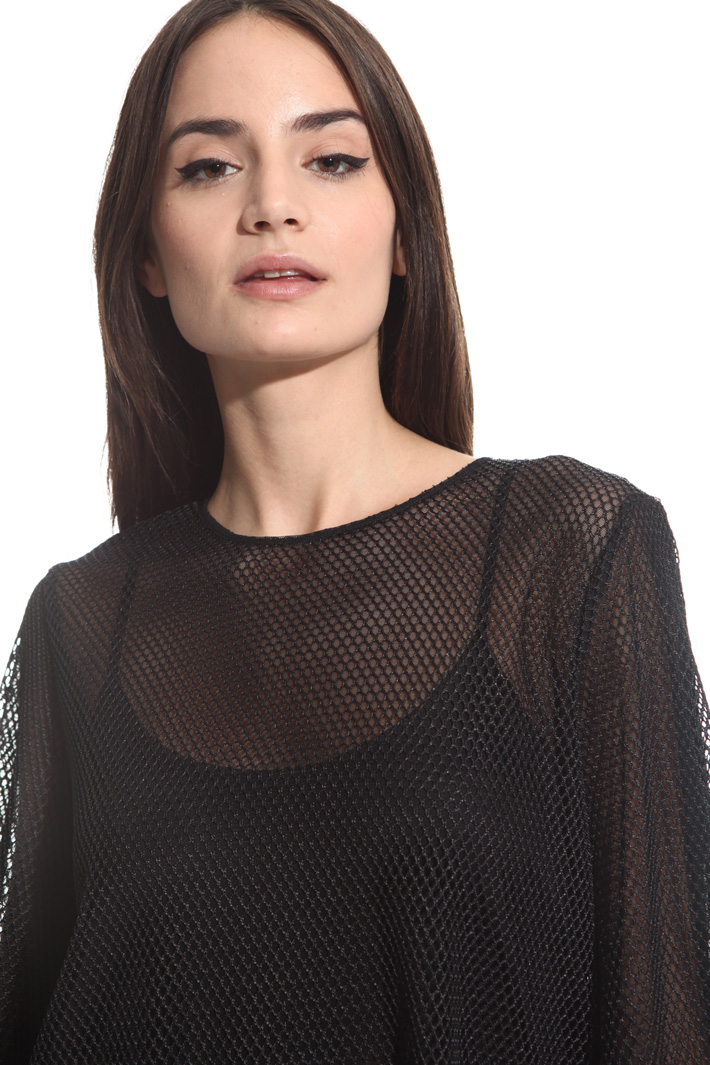 Net blouse Intrend