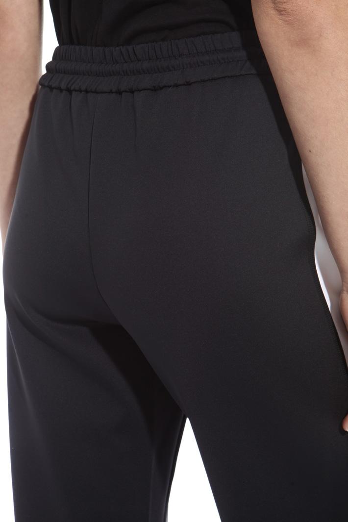 Pantaloni in jersey tecnico Intrend