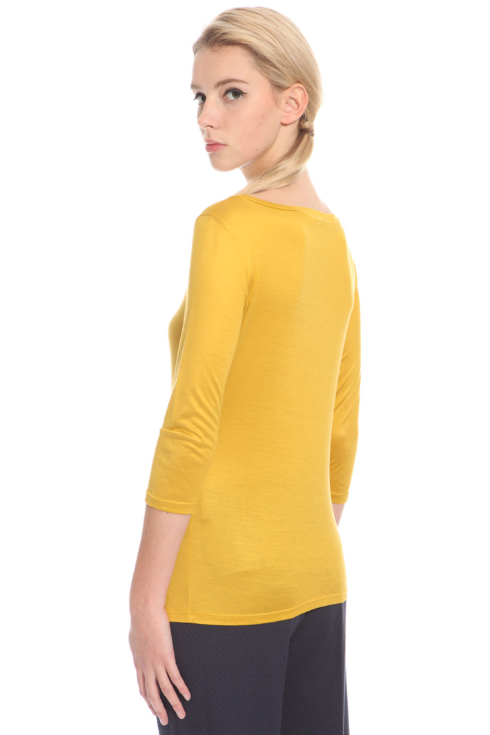 Pure silk T-shirt Intrend