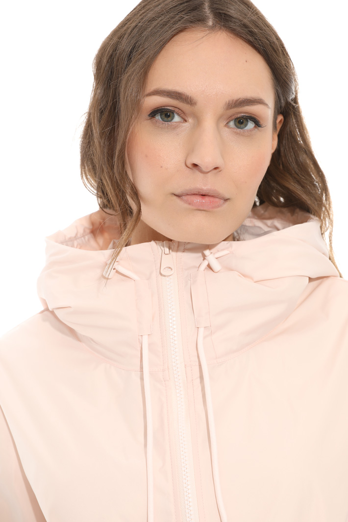 Tech fabric jacket Intrend