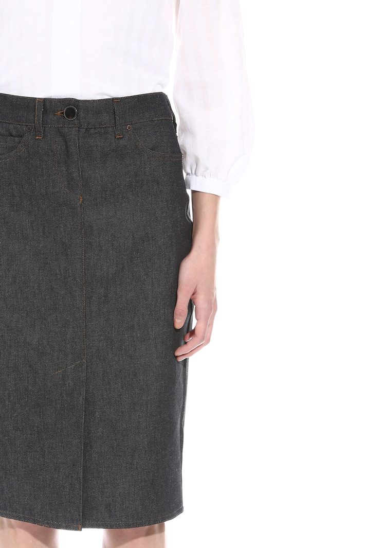 Five pocket denim skirt Intrend