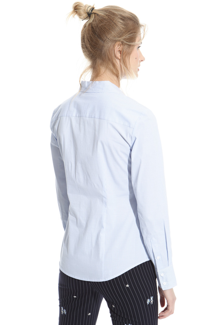 Fitted cotton shirt Intrend
