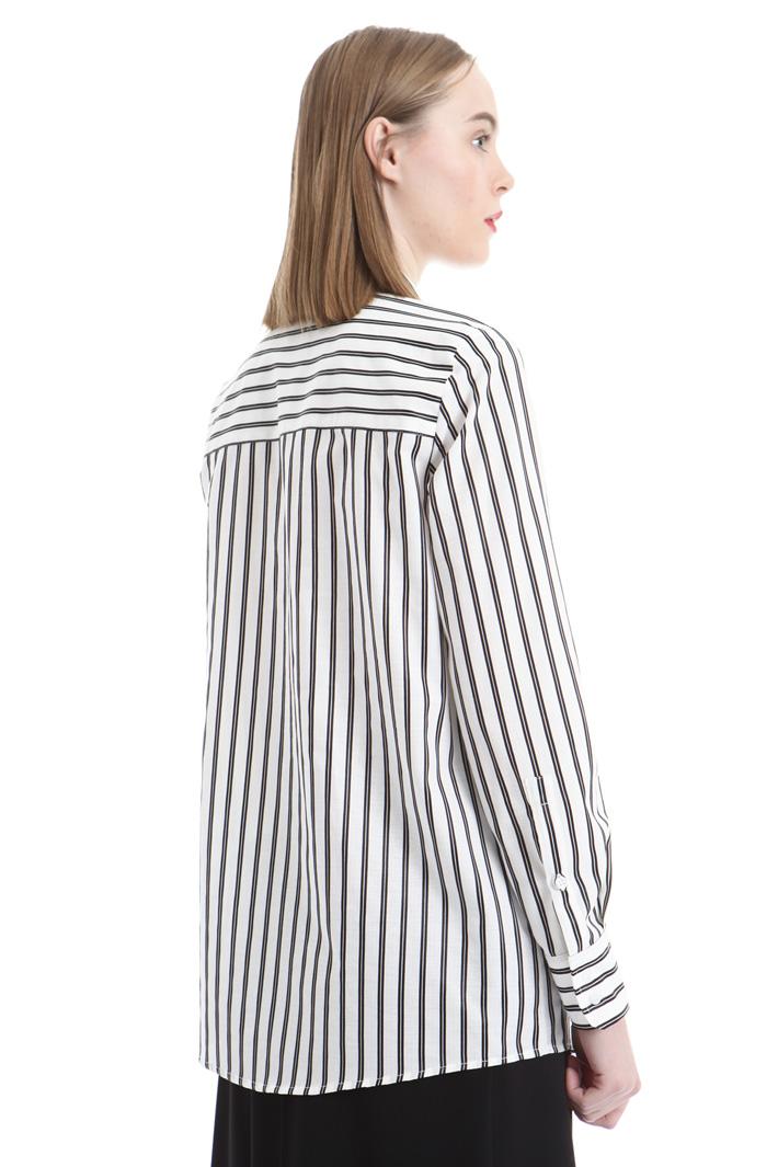 Cotton muslin shirt Intrend