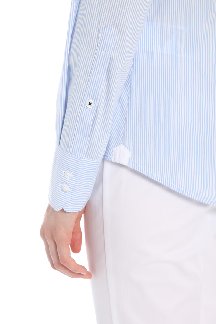Striped linen shirt Intrend