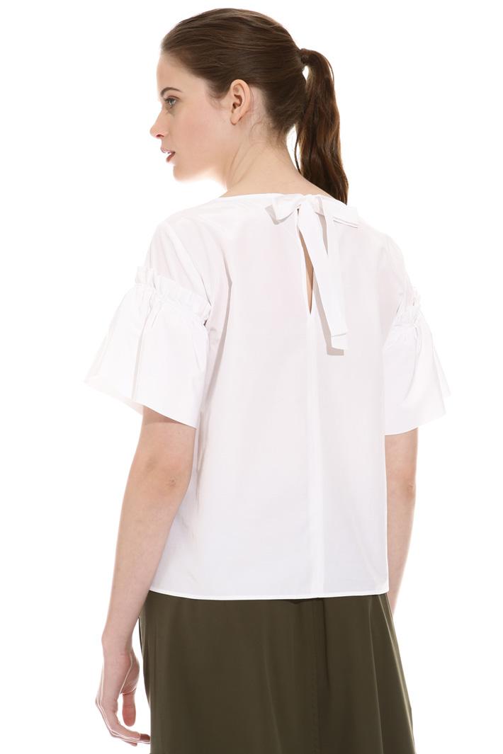 Bell cuff tunic Intrend