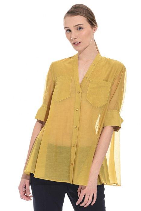 20f943ee23fcb1 Camicie e Bluse - Materiale: Cotone - Intrend
