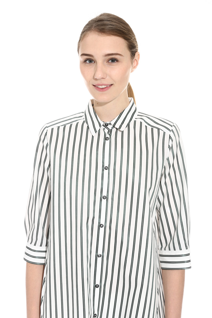 Shirt with tassels Intrend