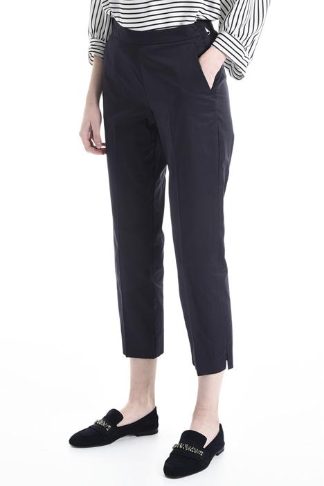 Pantalone Capri in gabardina Diffusione Tessile
