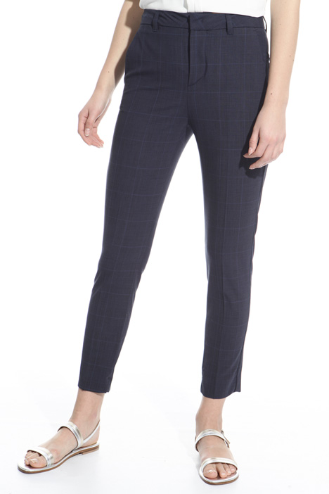 Pantalone in lana vergine Diffusione Tessile