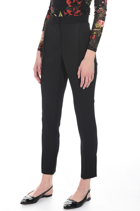 Elegant fitted trousers Diffusione Tessile