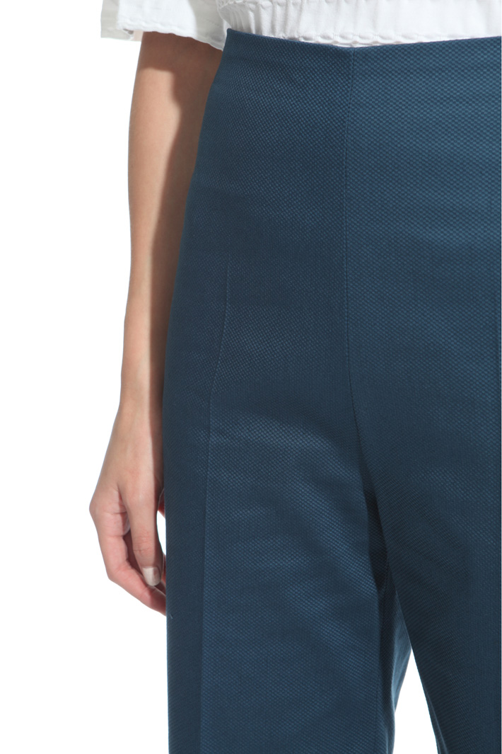 Pantalone in piquet Intrend