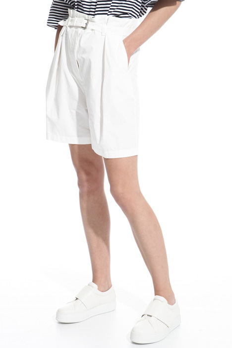Cotton short trousers Diffusione Tessile