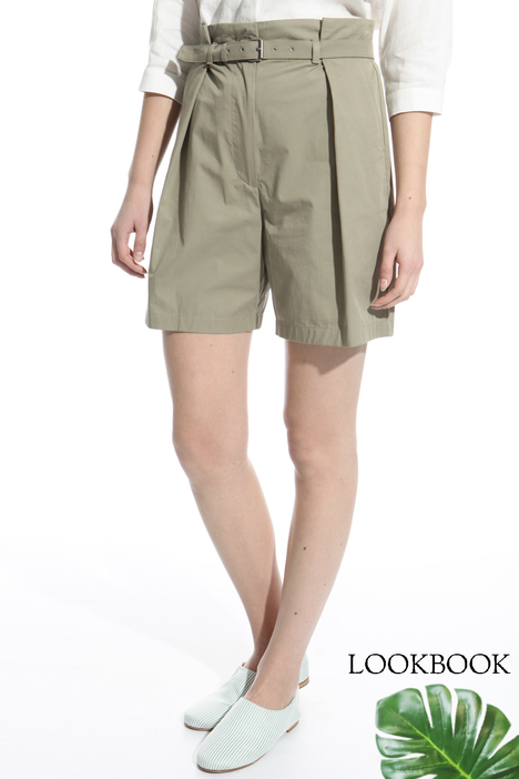 Cotton short trousers Intrend