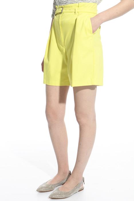 Shorts in cotone Diffusione Tessile