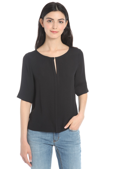 Top in crepe di viscosa Intrend