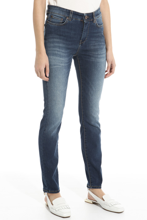 Denim skinny Intrend