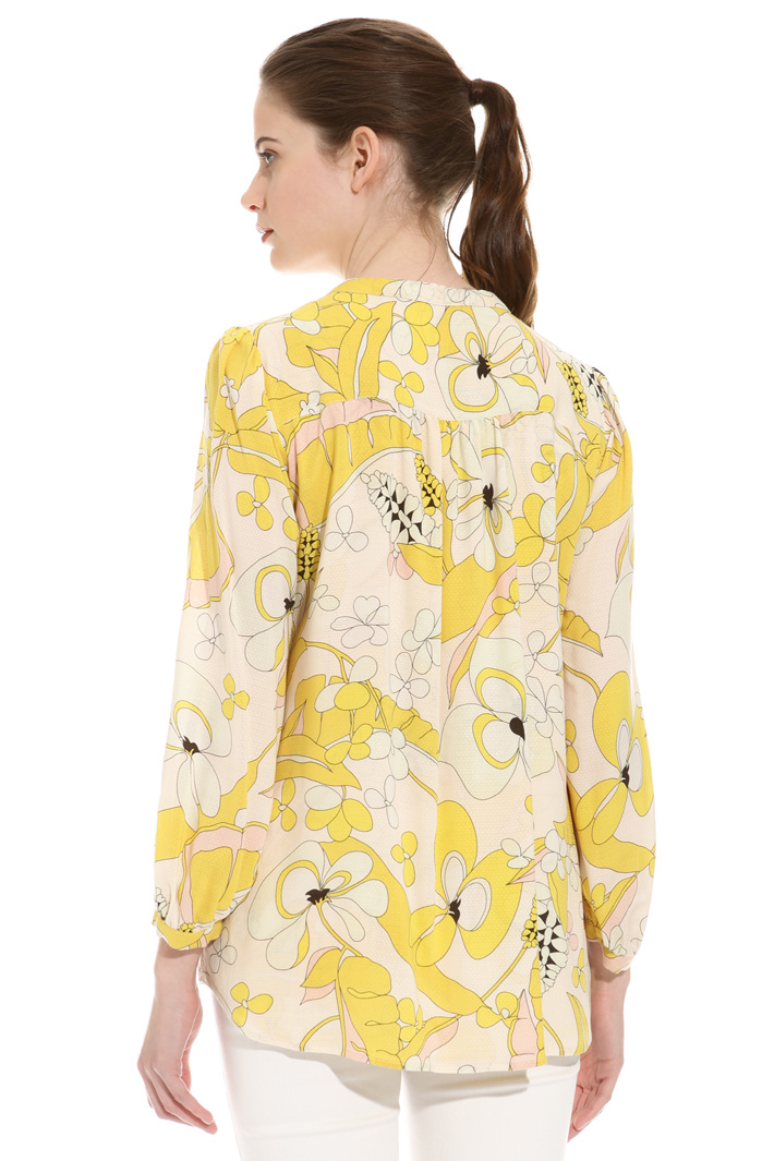 Three-quarter sleeve blouse Intrend