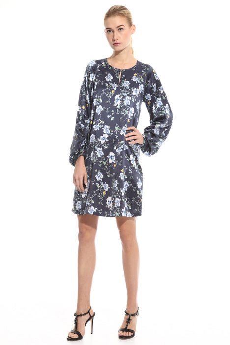 Puff sleeve dress Diffusione Tessile