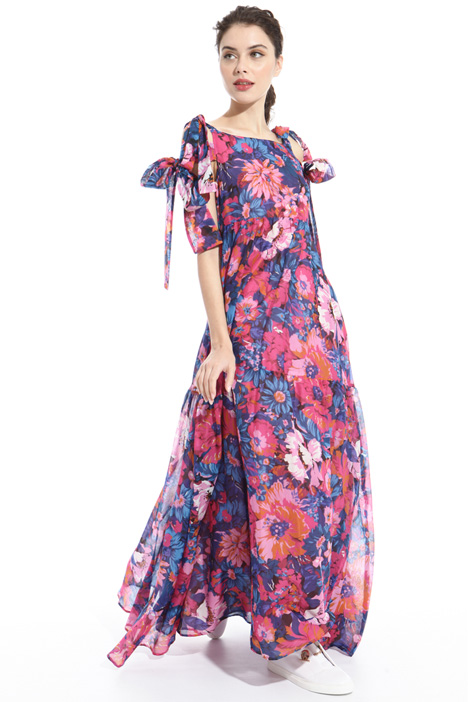 Voilé maxi dress Intrend