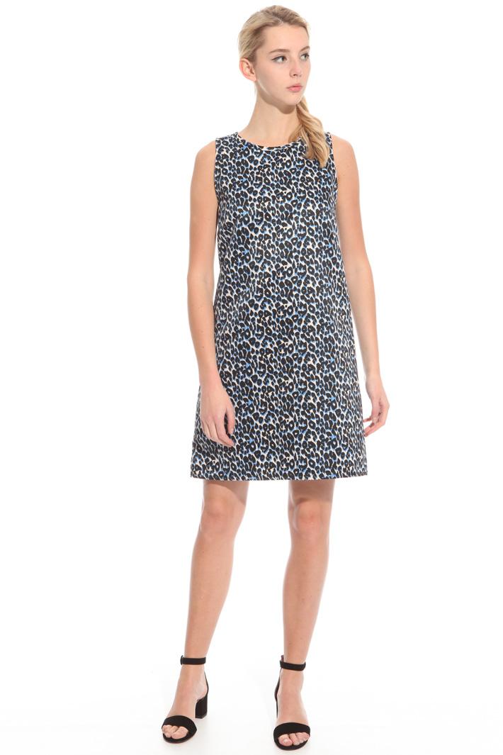 Short faille dress Intrend