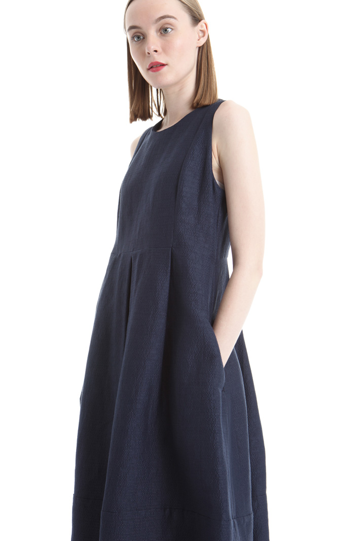 Flared ottoman dress Intrend