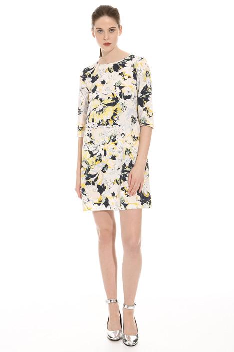 Crepe fabric dress Diffusione Tessile