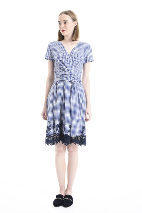 Embroidered dress Diffusione Tessile