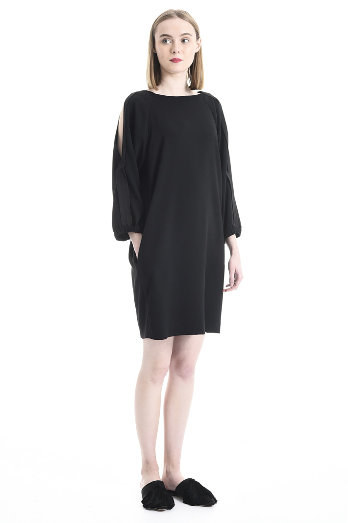 Egg-shaped dress Intrend