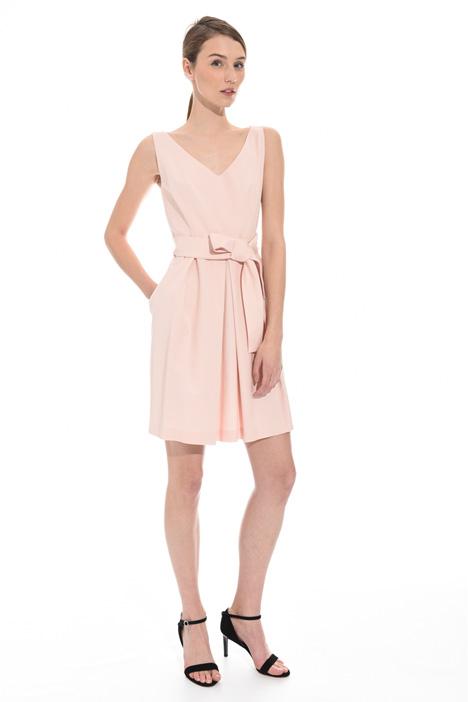 Faille corolla dress Diffusione Tessile