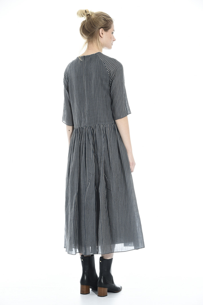 Long ramié dress Intrend