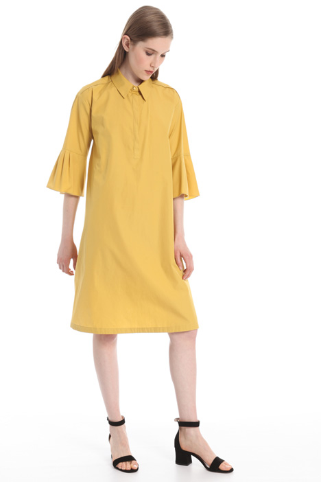 Bell cuff dress Intrend