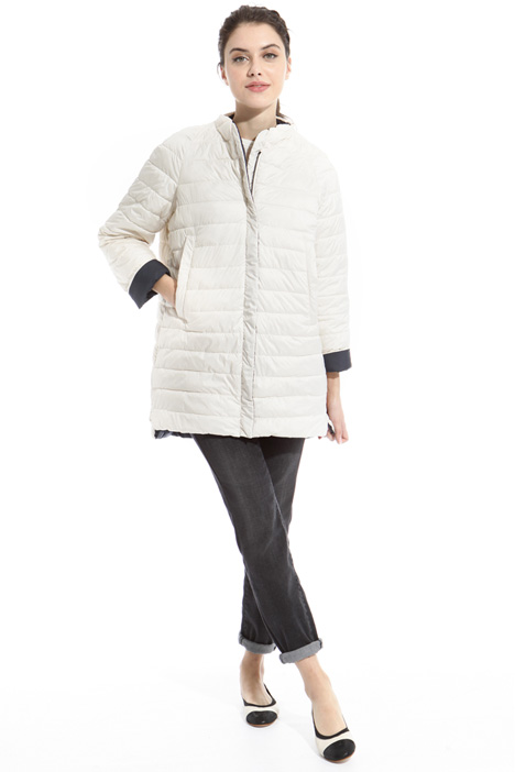 Double-face padded coat Intrend