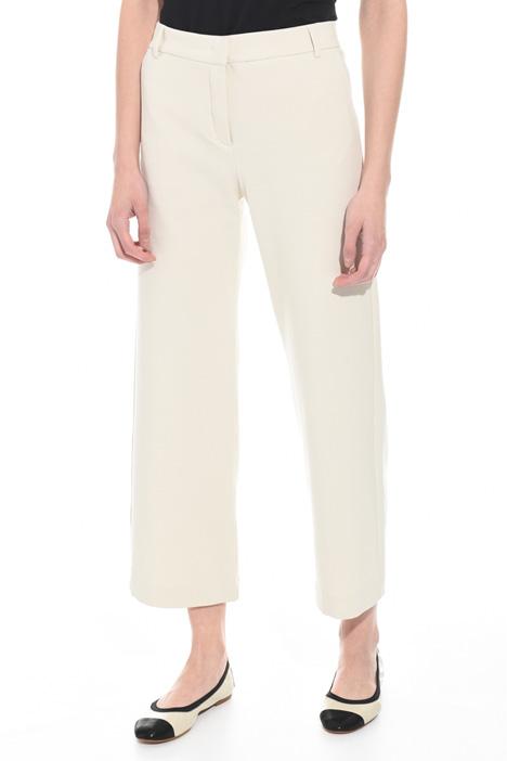 Pantalone in jersey ottoman Diffusione Tessile
