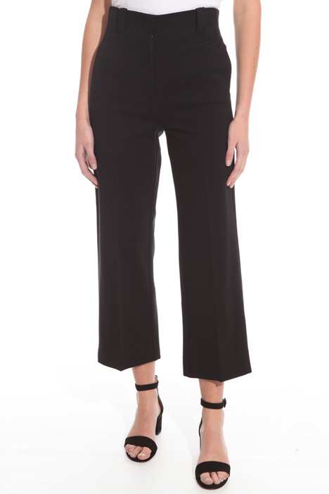 Pantalone jersey punto stoffa Diffusione Tessile