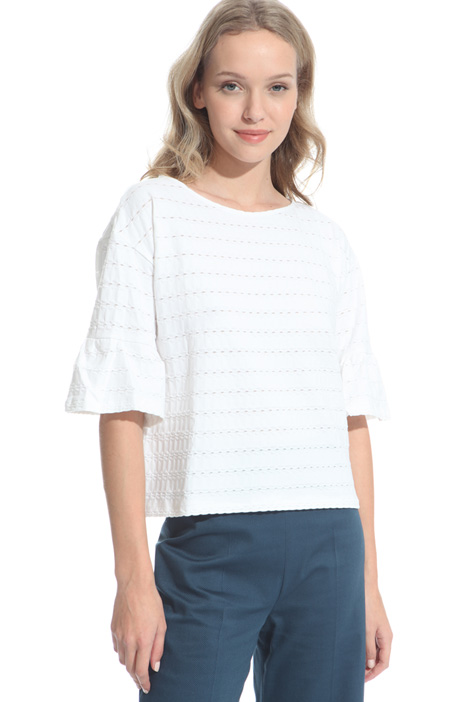 Bell sleeve T-shirt Intrend