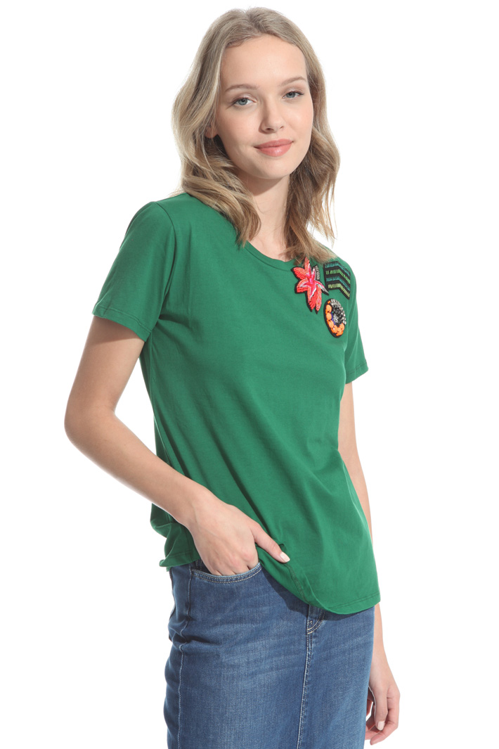Patch T-shirt Intrend