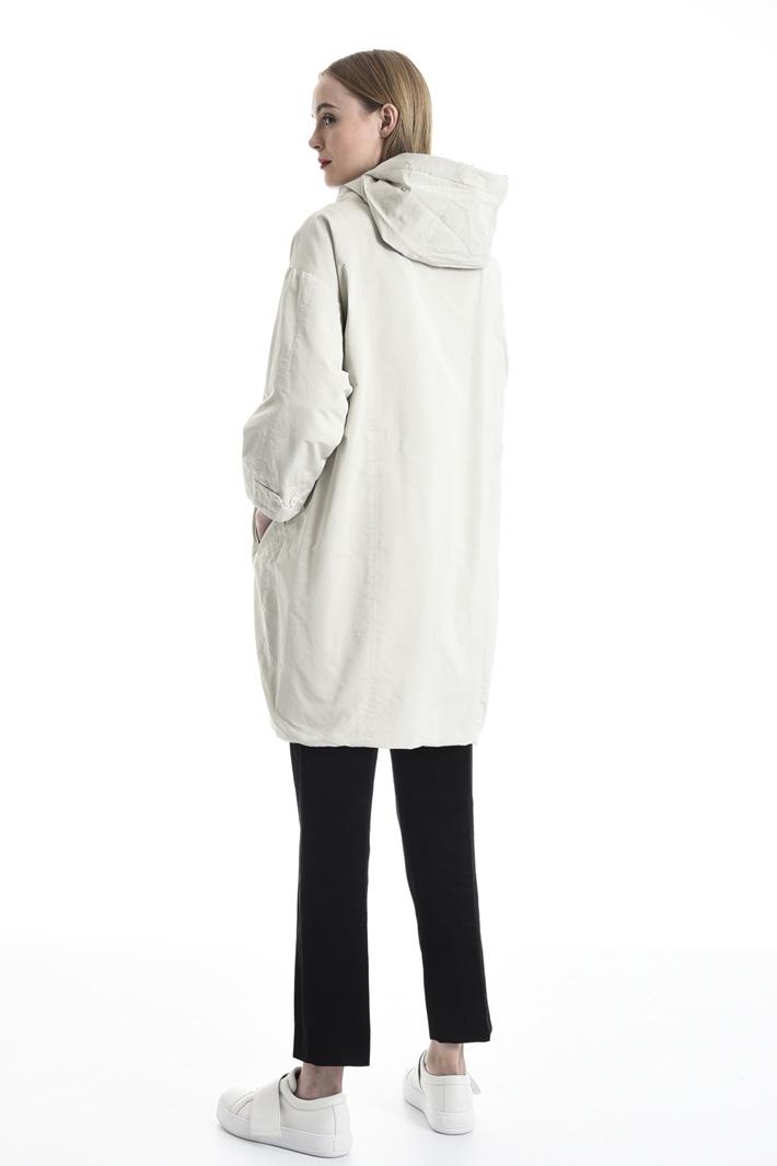Reversible rain coat Intrend