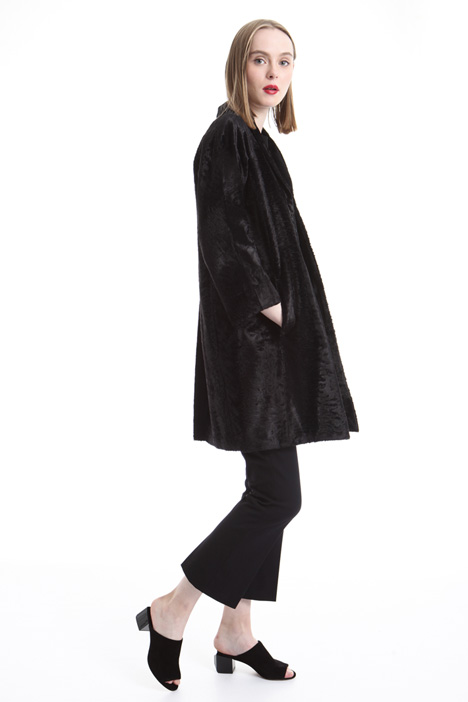 Faux-fur coat Intrend