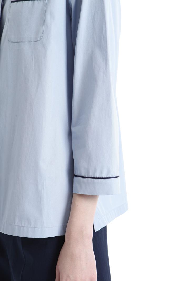 Camicia con profili contrasto Intrend