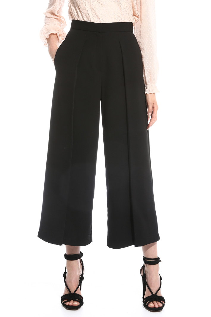 Pantalone in cady fluido Intrend