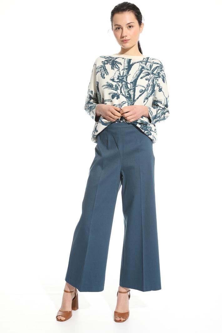 Pantalone cropped Intrend