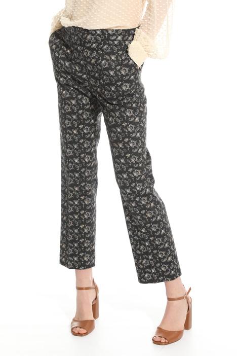 Pantalone in piquet stretch Diffusione Tessile