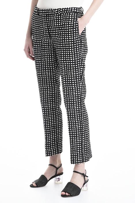 Pantalone in matelassé Diffusione Tessile