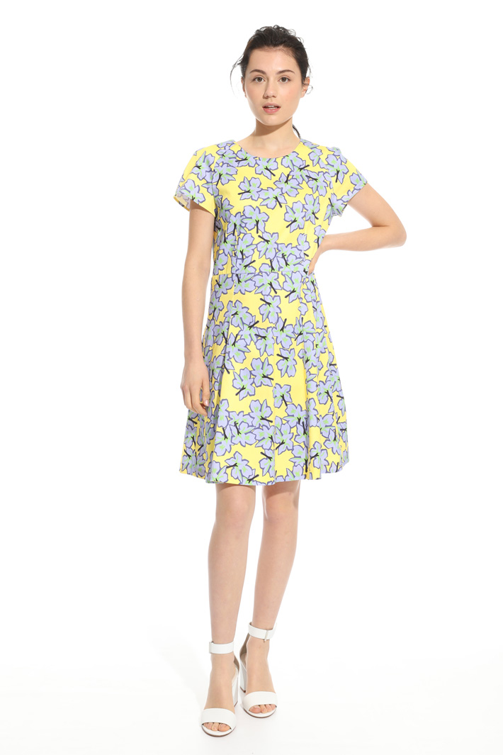 Corolla dress in cotton Intrend