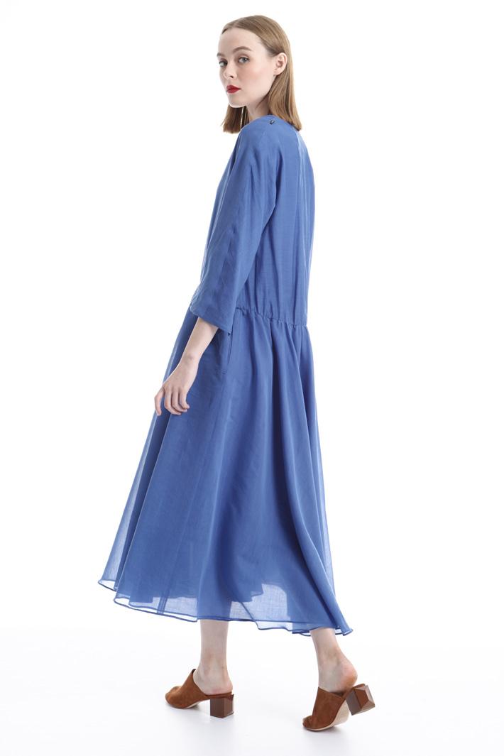 Organza voilé dress Intrend