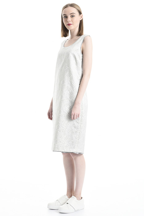 Lamé jacquard dress Intrend